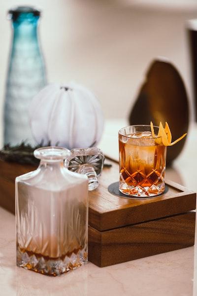 Cocteles con bourbon