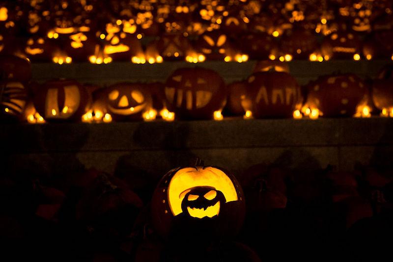 Cuál es el verdadero origen de Halloween Calabazas