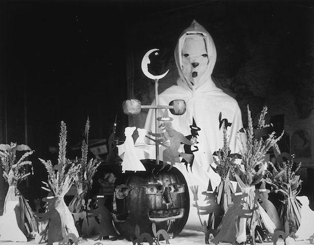 Cuál es el verdadero origen de Halloween máscaras