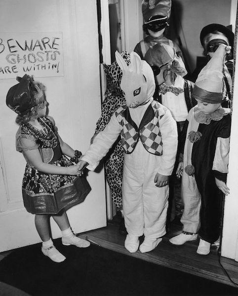 Cuál es el verdadero origen de Halloween niños