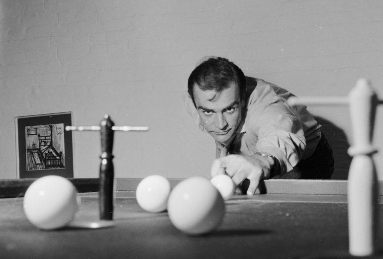 Fallece Sean Connery