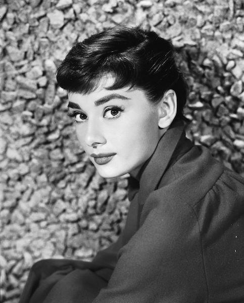 Las mujeres más hermosas de Hollywood Audrey Hepburn