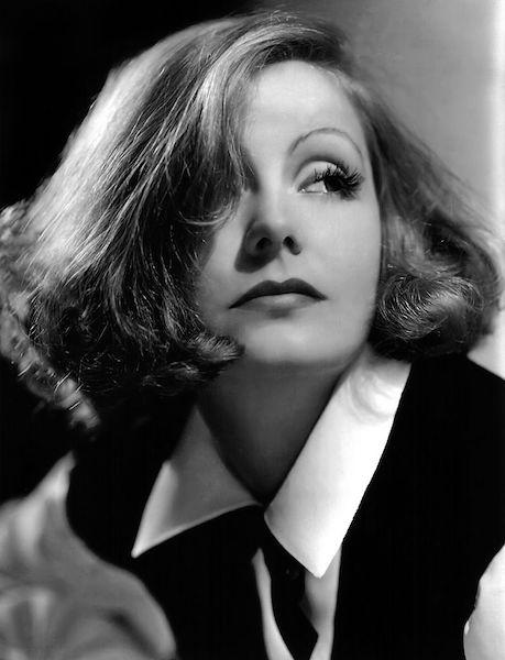 Las mujeres más hermosas de Hollywood Greta Garbo