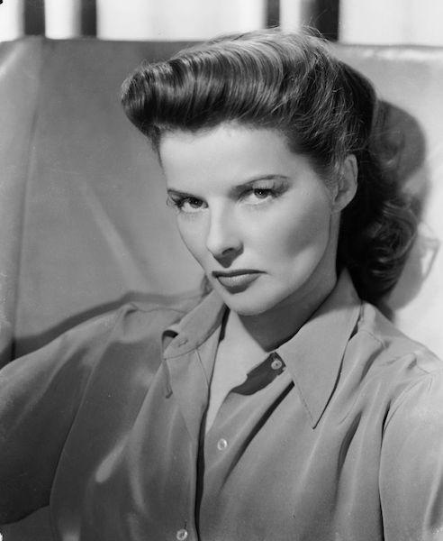 Las mujeres más hermosas de Hollywood Katherin Hepburn