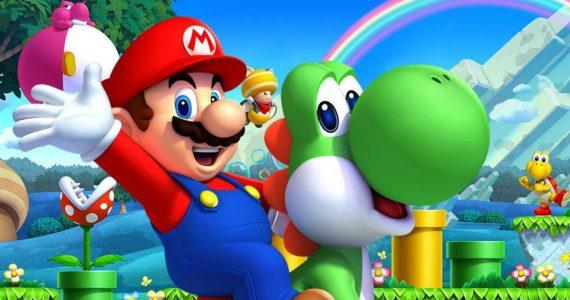 Mario 35 aniversario Datos curiosos