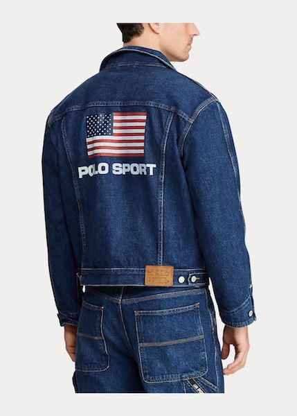 Ralph Lauren Historia Denim