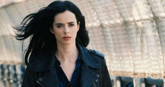 Series de superhéroes en Netflix - Jessica Jones