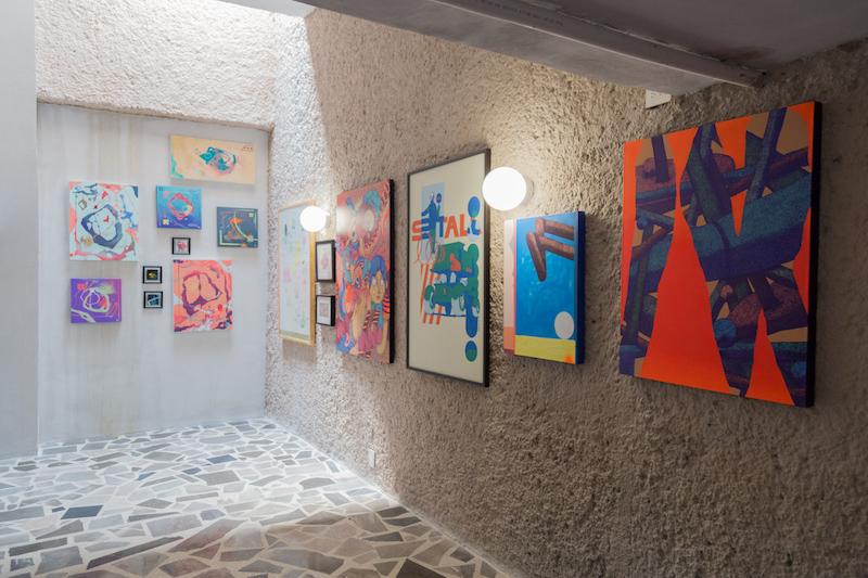 Trámite Feria de Arte espacios