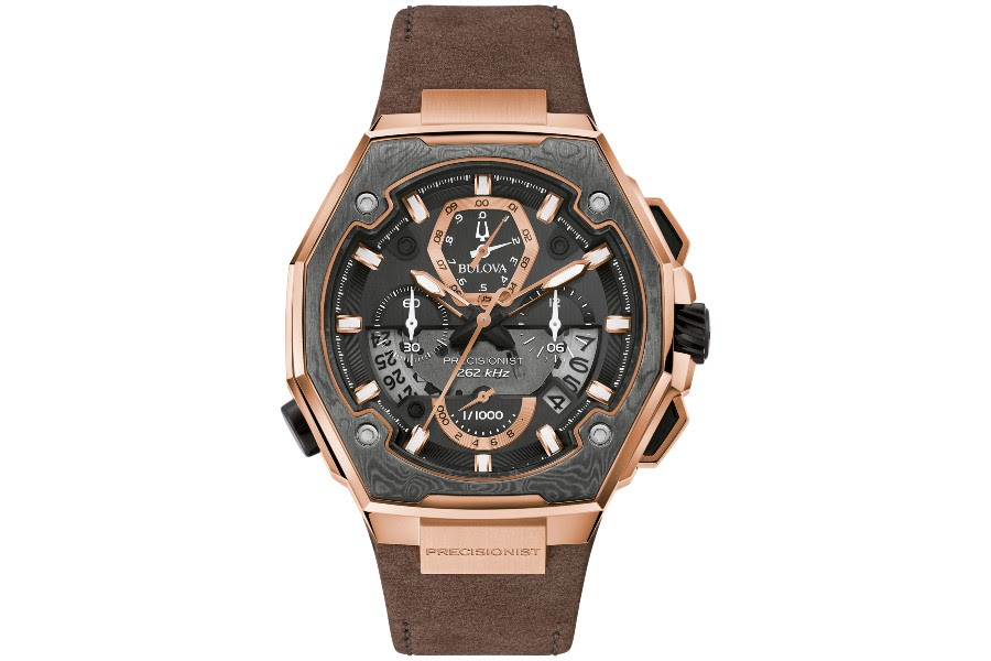 Precisionist, el reloj ícono de Bulova se renueva