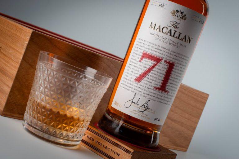 The Red Collection, la colección de whisky más exclusiva