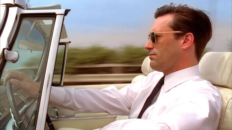 Cómo vestirse como Don Draper auto