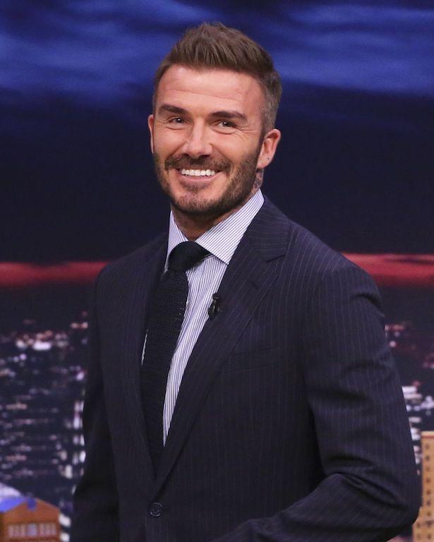 Cortes de pelo clásicos para hombre Beckham
