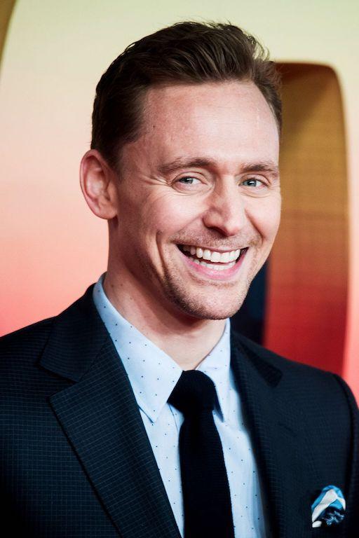 Cortes de pelo clásicos para hombre Hiddleston