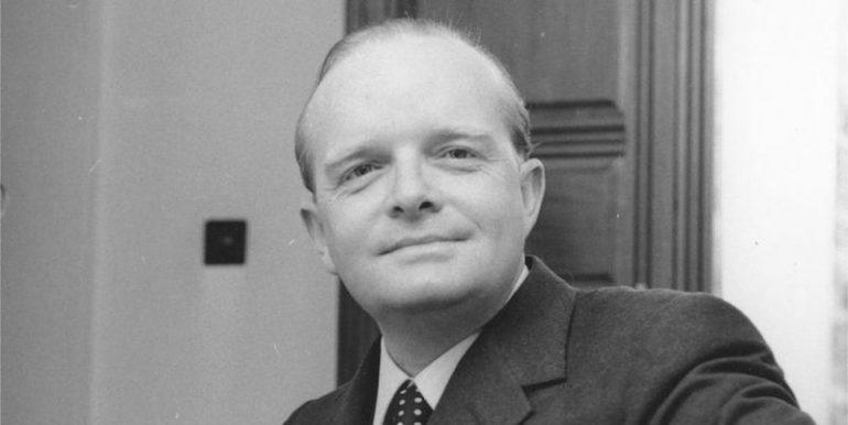 Retrato de Truman Capote