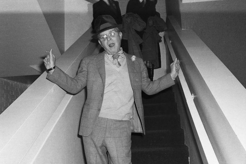 Frases de Truman Capote escalera
