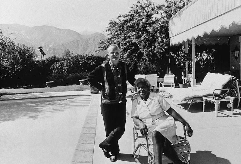 Truman Capote Fotografía