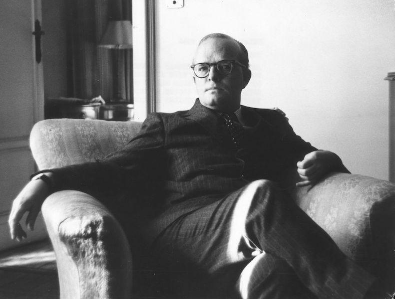Frases de Truman Capote Sillón