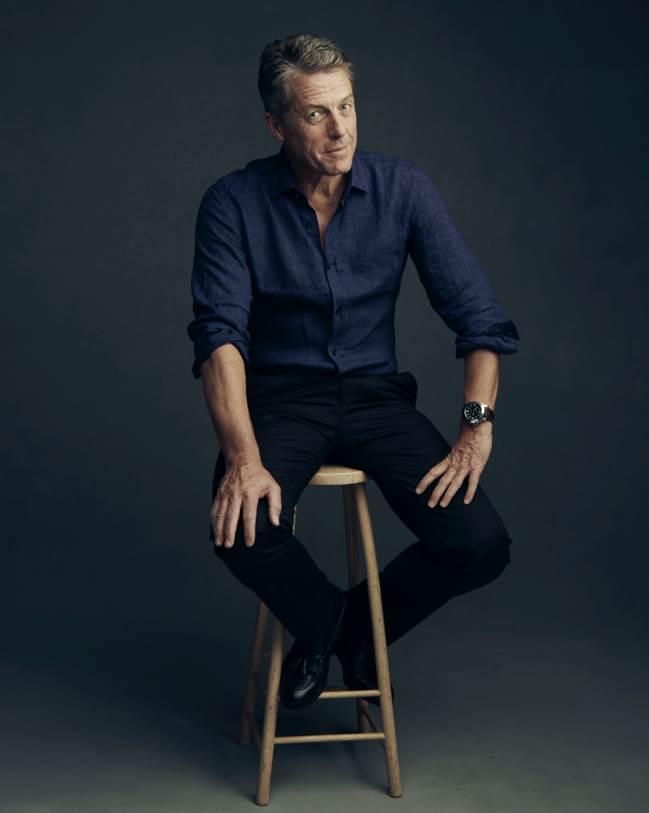 Hugh Grant The Undoing trama