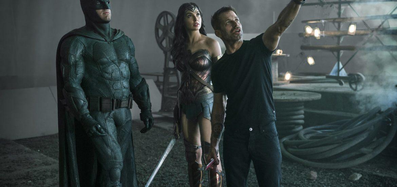 Justice League por Zack Snyder