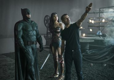 Justice League por Zack Snyder
