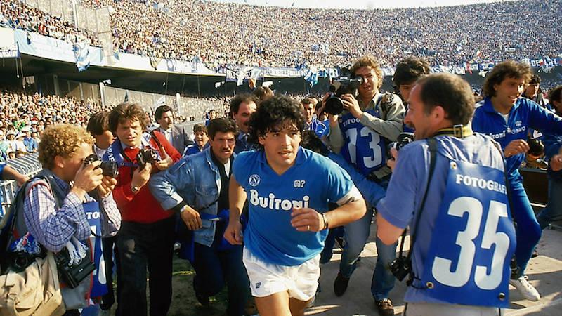 Muerte de Maradona Juego