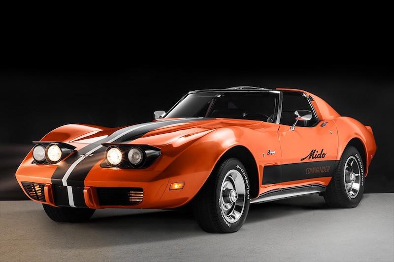 Mido Corvette Commander Gradient modelo