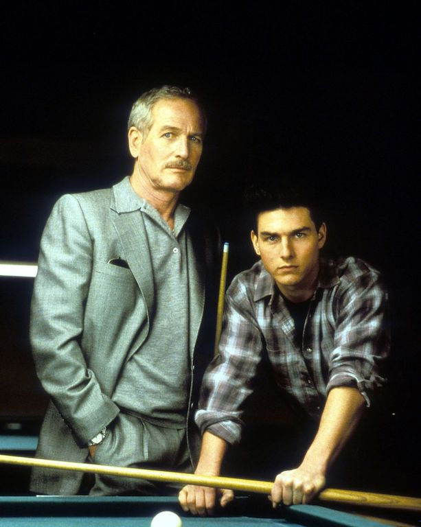 Personajes de Martin Scorsese Paul Newman
