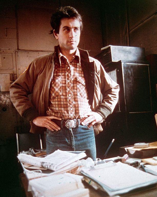 Personajes de Martin Scorsese Taxi Driver