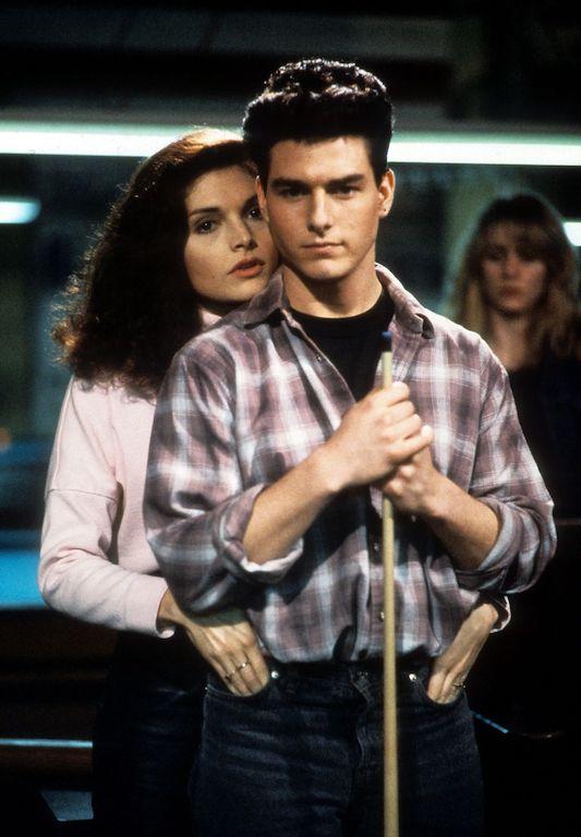 Personajes de Martin Scorsese Tom Cruise