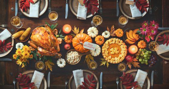 Por qué se come pavo en el Día de Acción de Gracias