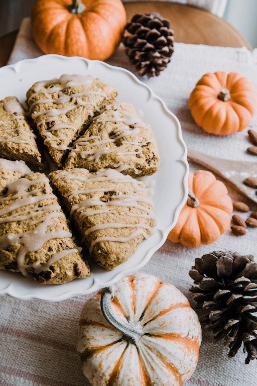 Por qué se come pavo en el Día de Acción de Gracias Pastel