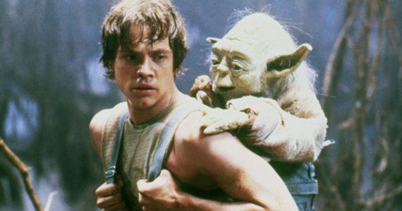 Por qué Yoda se exilió en Dagobah