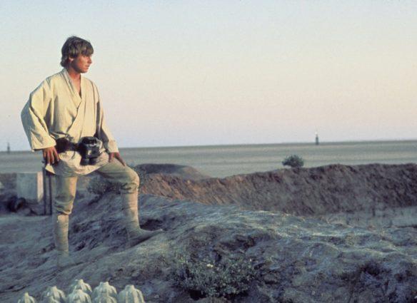 Star Wars Orden de El Padrino Luke Skywalker
