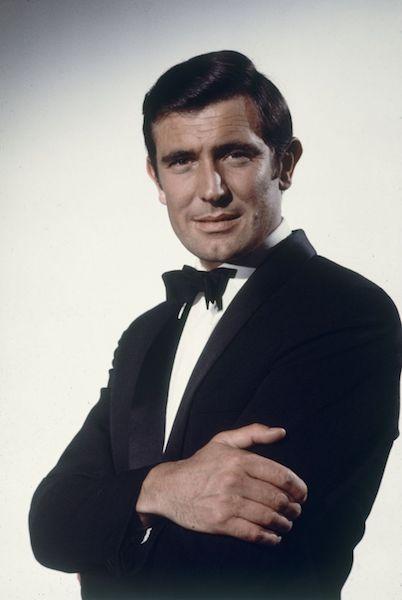 Todos los 007 de la historia Lazenby