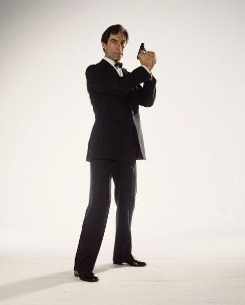 Todos los 007 de la historia Dalton