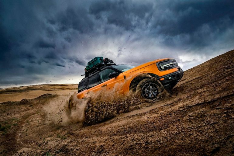 Ford Bronco Sport 4x4