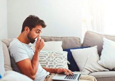 acciones para sobrellevar la gripe en temporada invernal