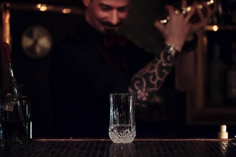 Mexology Week Bartender