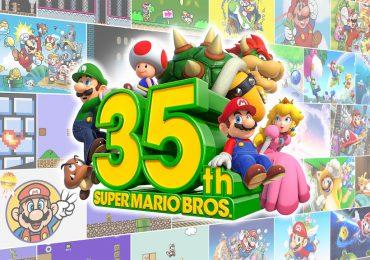 Nuevos juegos para Nintendo Switch Mario Bros