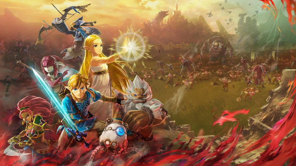 Nuevos juegos para Nintendo Switch Hyrule