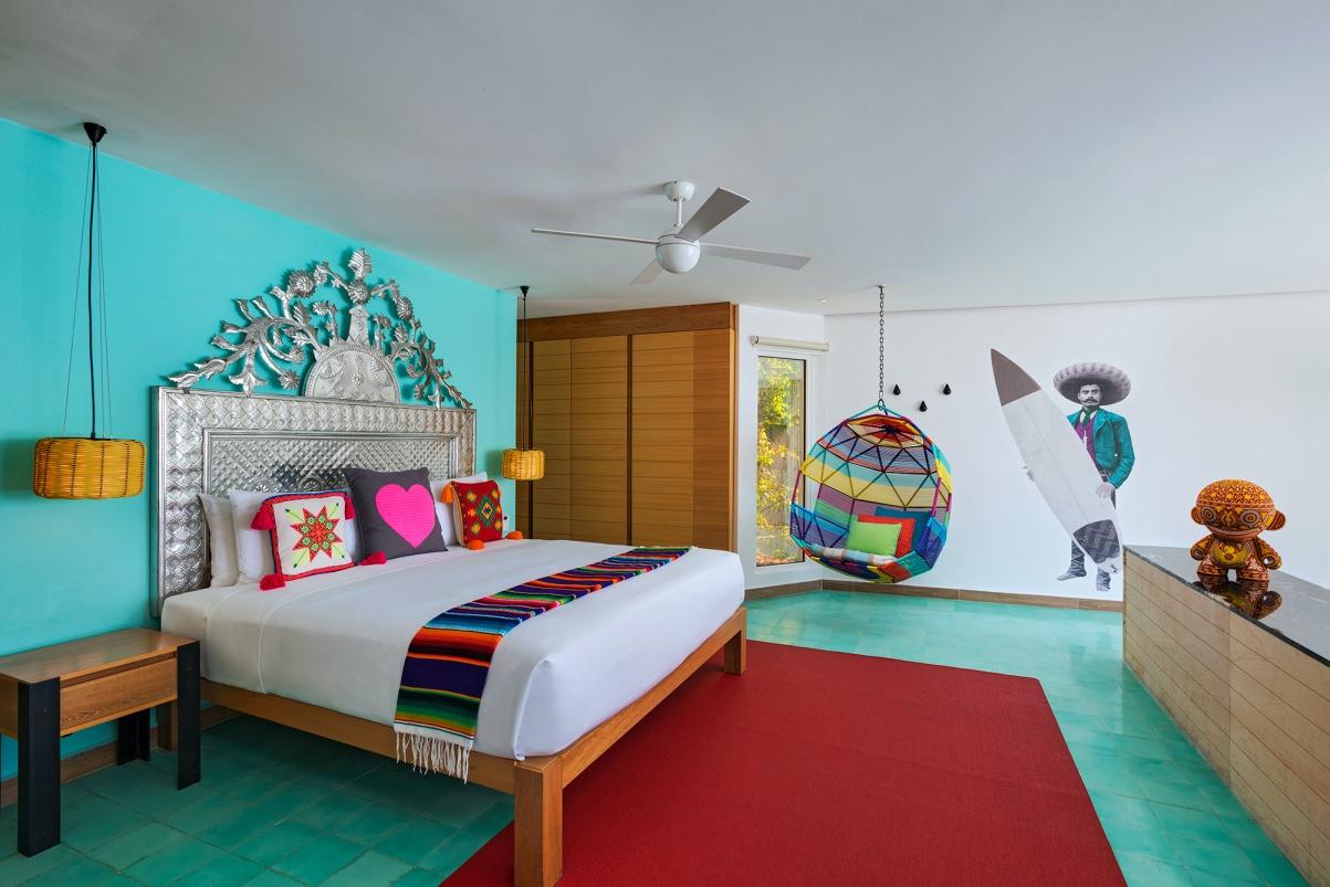 oasis bedroom punta mita