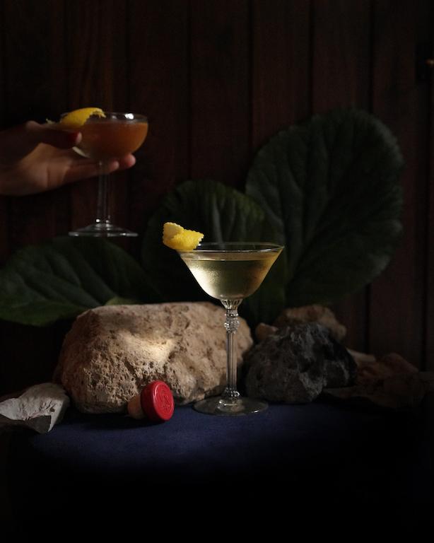 Recetas de cocteles con mezcal ponche