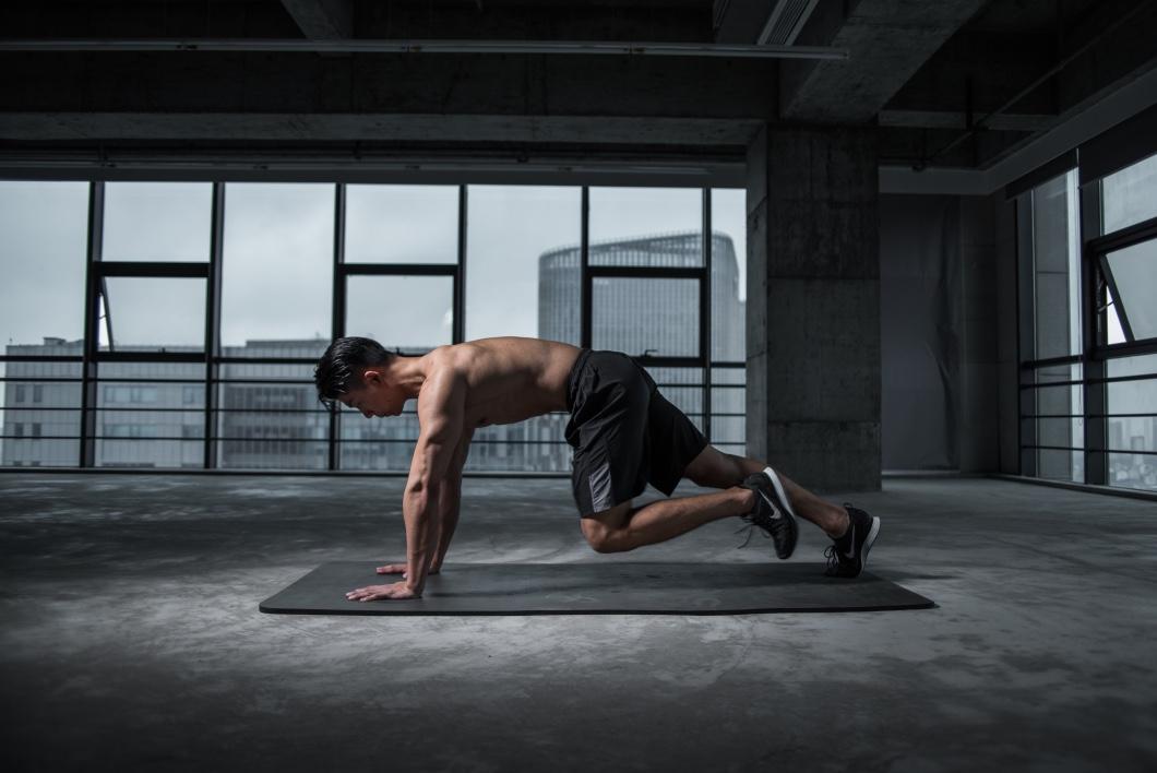 rutinas de ejercicio en media hora