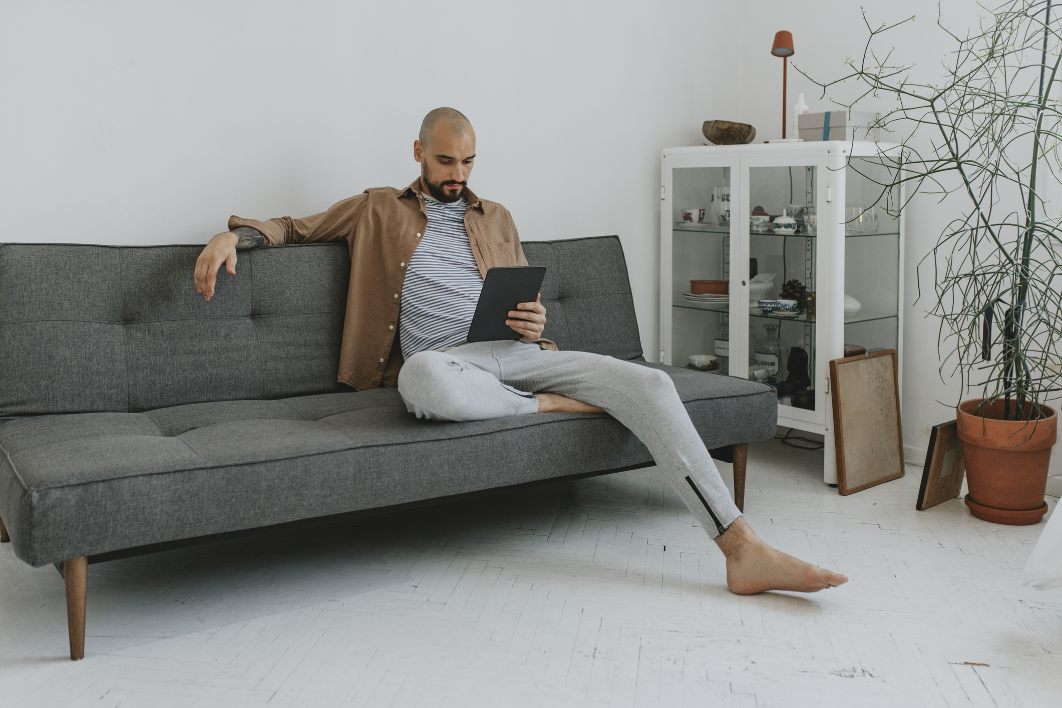 cómo vestirte para home office
