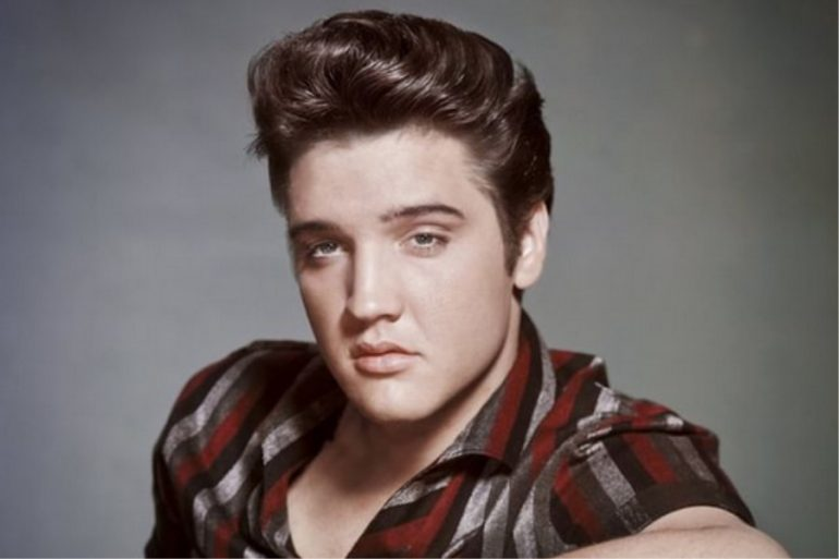 Elvis Presley biografía