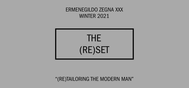 Ermenegildo Zegna Otoño Invierno 2021