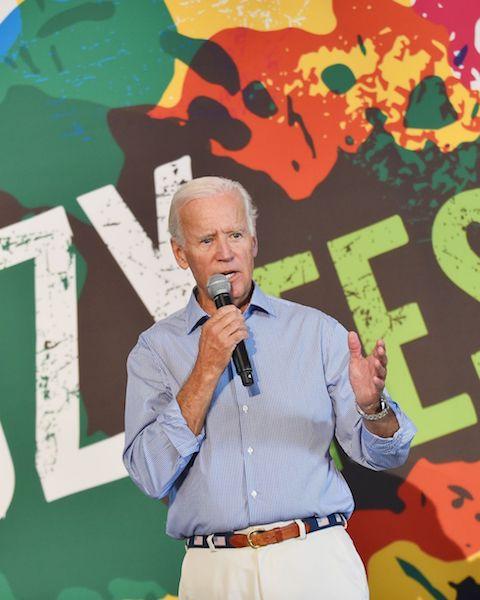 Joe Biden estilo mixes