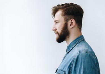 cómo arreglar una barba irregular