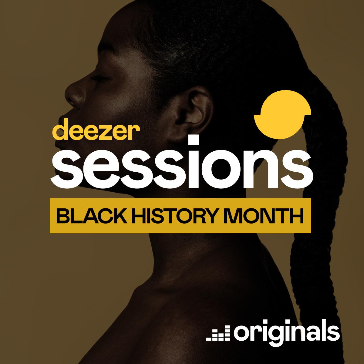 deezer black history month