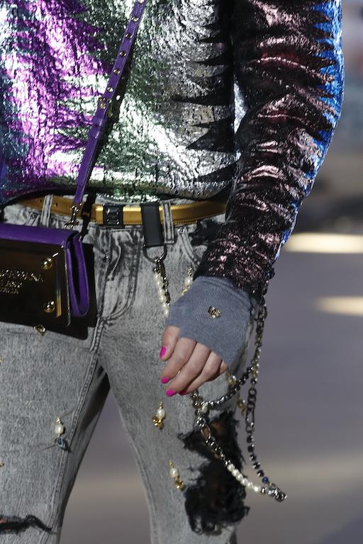 Dolce and Gabbana Otoño Invierno 2021 cromático